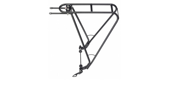 """Tubus Disco Bagagebærer til cykler 26"""" sort"""
